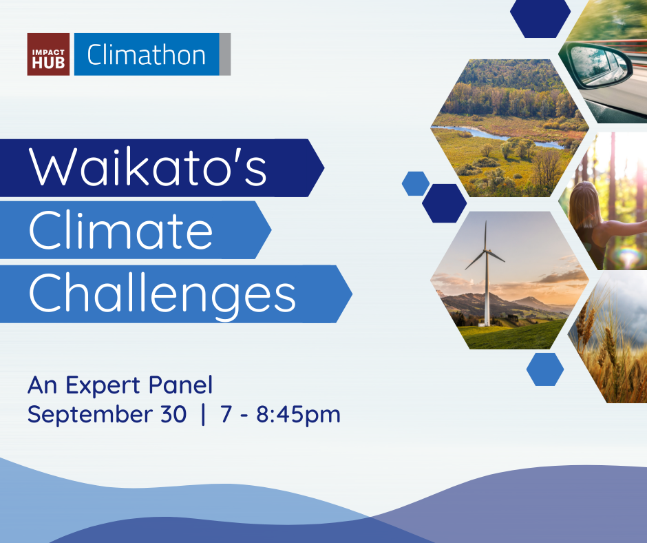 Waikato's Climate Challenges